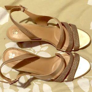 Naturalizer Sparkly Heels
